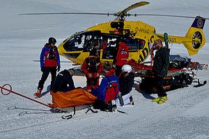 Skidienst Zugspitzgebiet