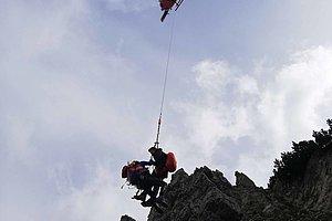 Bergwacht Hinterstein